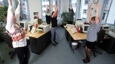Gesundheitsschutz am Arbeitsplatz