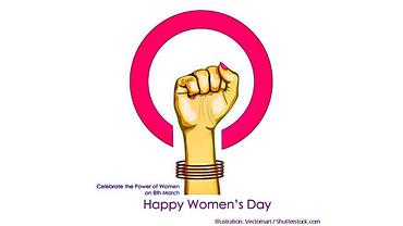 Internationaler Frauentag – jährlich am 8. März!