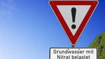 Grundwasser Nitrat Gülle Wasser