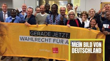 Deutschland #vereint, ver.di Migration (Teaser)