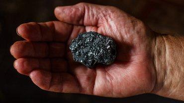 Kohle Hand Bergleute Absicherung Kohleausstieg