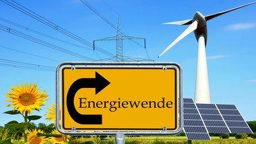 Energiewende Windkraft Natur